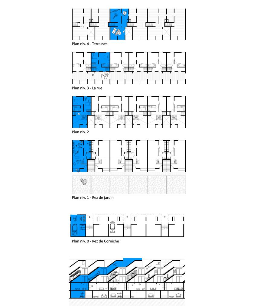 loco sophie delhay architecte. Black Bedroom Furniture Sets. Home Design Ideas
