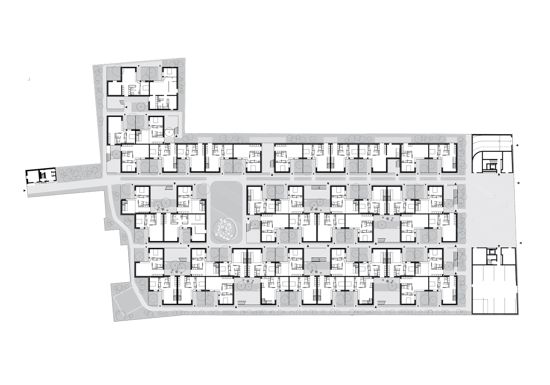 lowa sophie delhay architecte. Black Bedroom Furniture Sets. Home Design Ideas