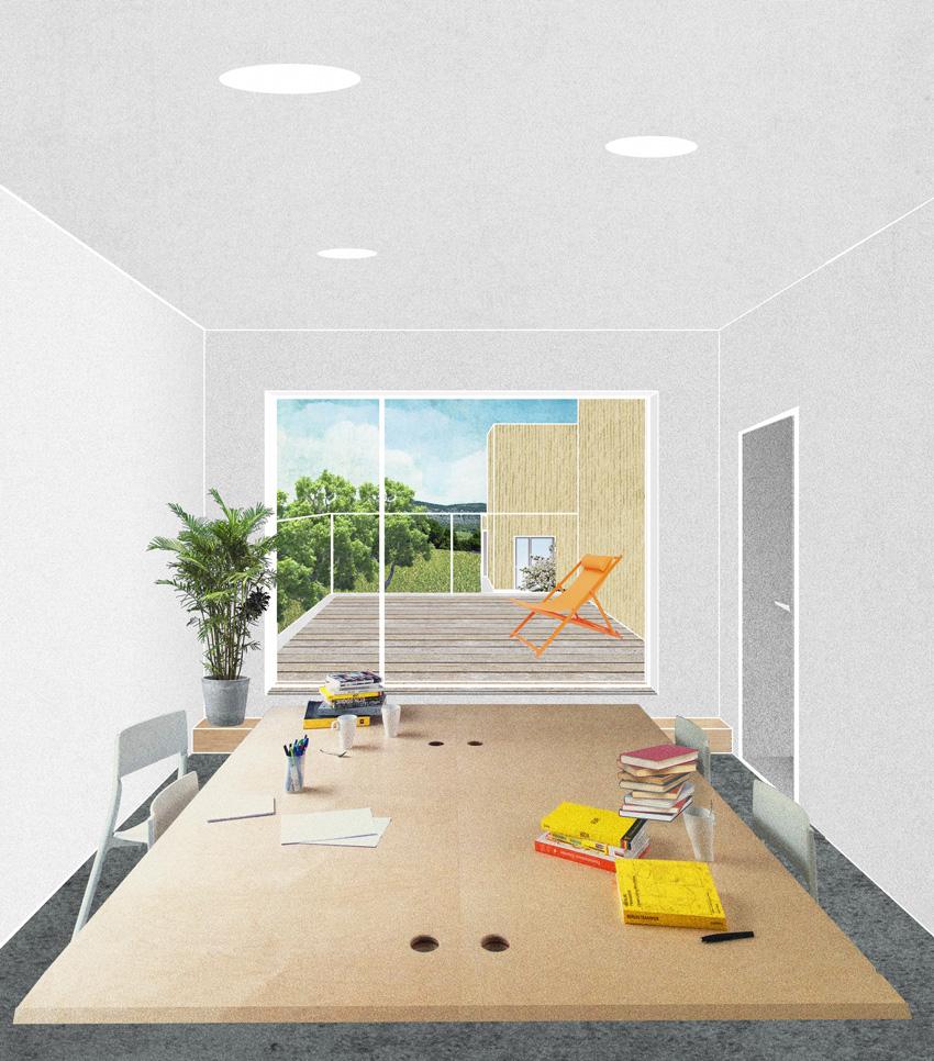 loaix sophie delhay architecte. Black Bedroom Furniture Sets. Home Design Ideas